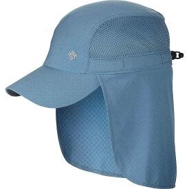 コロンビア Columbia ユニセックス 帽子【Coolhead Cachalot Hat】Steel