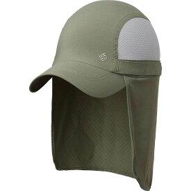コロンビア Columbia ユニセックス 帽子【Coolhead Cachalot Hat】Cypress / Columbia Grey