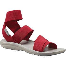 コロンビア Columbia Footwear レディース シューズ・靴 サンダル・ミュール【Columbia Barraca Strap Sandal】Pomegranate / Sorbet