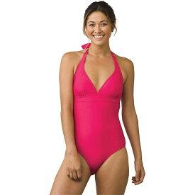 プラーナ Prana レディース 水着・ビーチウェア ワンピース【Lahari One Piece Swimsuit】Cosmo Pink