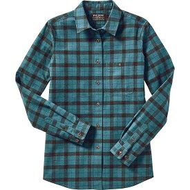 フィルソン Filson レディース トップス ブラウス・シャツ【Alaskan Guide Shirt】Emerald / Forest