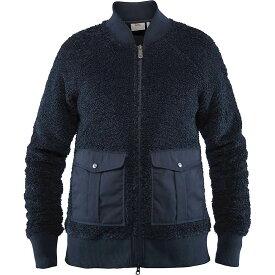 フェールラーベン Fjallraven レディース トップス フリース【Greenland Pile Fleece Jacket】Night Sky