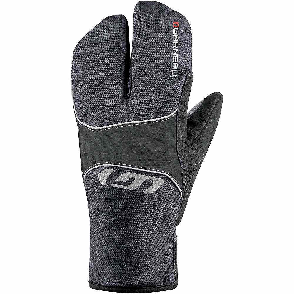 ルイスガーナー メンズ アクセサリー 手袋【Louis Garneau LG Super Shield Glove】Black