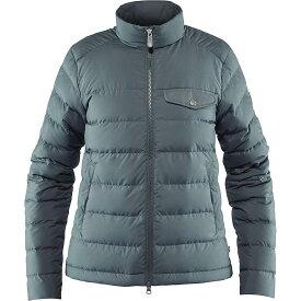 フェールラーベン Fjallraven レディース アウター ダウン・中綿ジャケット【Greenland Down Liner Jacket】Dusk