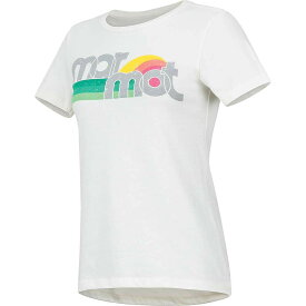 マーモット Marmot レディース トップス Tシャツ【Oceanside SS Tee】Turtledove Heather