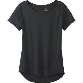 プラーナ Prana レディース トップス Tシャツ【Iselle SS Tee】Black