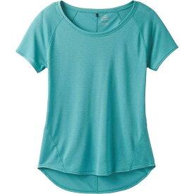 プラーナ Prana レディース トップス Tシャツ【Iselle SS Tee】Lagoon Blue