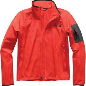 ザ ノースフェイス The North Face メンズ トップス フリース【Borod Full Zip Top】Fiery Red / Asphalt Grey