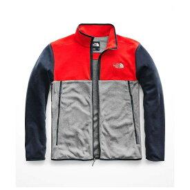ザ ノースフェイス The North Face メンズ アウター ジャケット【Glacier Alpine Jacket】TNF Medium Grey Heather / Fiery Red / Urban Navy