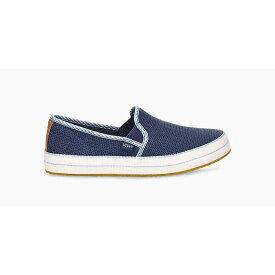 アグ Ugg レディース シューズ・靴【Bren Waves Shoe】Desert Blue