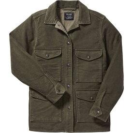 フィルソン Filson レディース アウター ジャケット【Point Hope Jac-Shirt】Olive