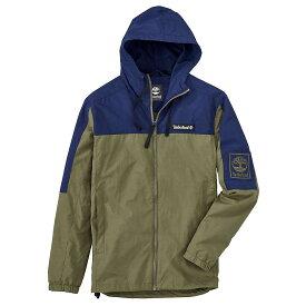 ティンバーランド Timberland Apparel メンズ アウター ジャケット【Timberland Windbreaker Jacket】Grape Leaf / Black Iris
