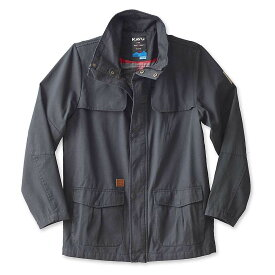 カブー Kavu メンズ アウター ジャケット【KAVU Helmsman Jacket】Black