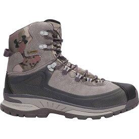 アンダーアーマー Under Armour メンズ ハイキング・登山 シューズ・靴【UA Ridge Reaper Elevation Boot】Reaper Camo Barren / Highland Bluff / Owl Brown