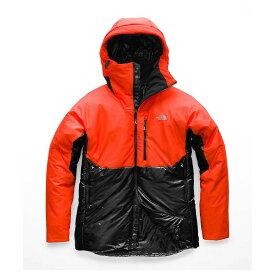 ザ ノースフェイス The North Face メンズ アウター コート【Summit L6 AW Synthetic Belay Parka】TNF Black / Fiery Red
