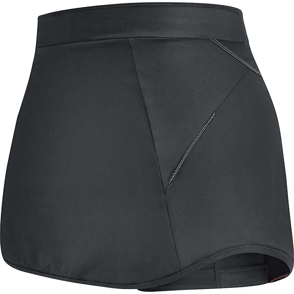 ゴア レディース サイクリング ウェア【Gore Bike Wear Element Lady Skirt】Black
