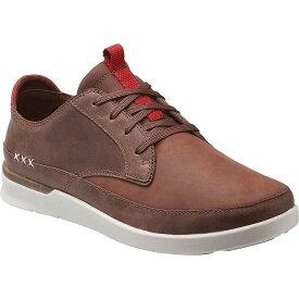 スーパーフィート Superfeet メンズ シューズ・靴【Ross Shoe】Friar Brown / Molten Lava