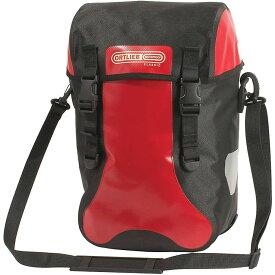 オートリービー Ortlieb ユニセックス 自転車【Sport Packer Classic Pannier Pair】Red/Black
