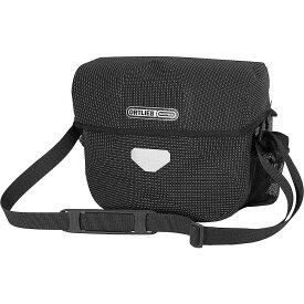オートリービー Ortlieb ユニセックス 自転車【Ultimate6 High Visibility Handlebar Bag】Black Reflective