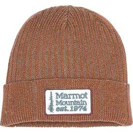 マーモット Marmot ユニセックス 帽子 ニット【Retro Trucker Beanie】Terracotta
