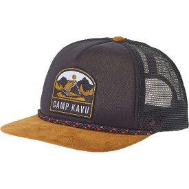 カブー Kavu ユニセックス 帽子 キャップ【KAVU Ranger Hat】Terrain
