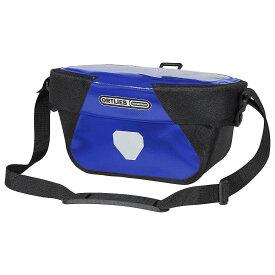 オートリービー Ortlieb ユニセックス 自転車【Ultimate6 Classic 5L Handlebar Bag】Ultramarine/Black