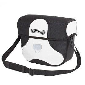 オートリービー Ortlieb ユニセックス 自転車【Ultimate6 Classic 7L Handlebar Bag】White/Black