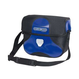 オートリービー Ortlieb ユニセックス 自転車【Ultimate6 Classic 7L Handlebar Bag】Ultramarine/Black