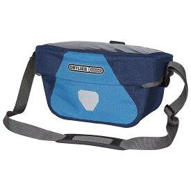 オートリービー Ortlieb ユニセックス 自転車【Ultimate6 Plus 5L Handlebar Bag】Denim/Steel Blue