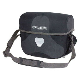 オートリービー Ortlieb ユニセックス 自転車【Ultimate6 Plus 7L Handlebar Bag】Granite/Black