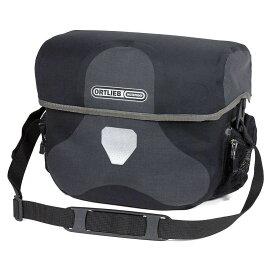 オートリービー Ortlieb ユニセックス 自転車【Ultimate6 Plus 8.5L Handlebar Bag】Granite/Black