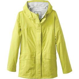 プラーナ Prana レディース アウター ジャケット【Maritime Jacket】Bio Green