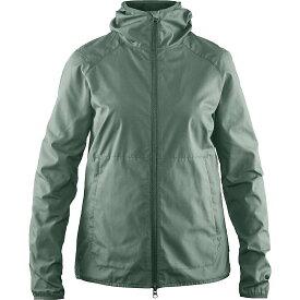 フェールラーベン Fjallraven レディース アウター ジャケット【High Coast Shade Jacket】Sage Green