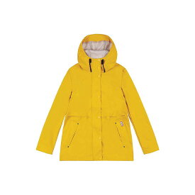 ハンター Hunter レディース アウター ジャケット【Original Lightweight Rubberised Jacket】Yellow