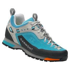 ガルモント Garmont レディース クライミング シューズ・靴【Dragontail LT Shoe】Aqua Blue/Light Grey