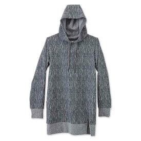 カブー Kavu レディース トップス パーカー【KAVU Roberta Hooded Sweatshirt】Grey