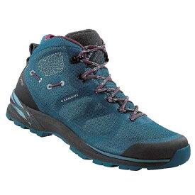 ガルモント Garmont レディース ハイキング・登山 シューズ・靴【Atacama Mid GTX Shoe】Blue