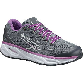 コロンビア Columbia Footwear レディース ランニング・ウォーキング シューズ・靴【Columbia Variant X.S.R Shoe】Grey Ash/Phantom Purple