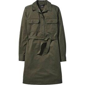 フィルソン Filson レディース ワンピース・ドレス ワンピース【Colville Twill Shirt Dress】Olive