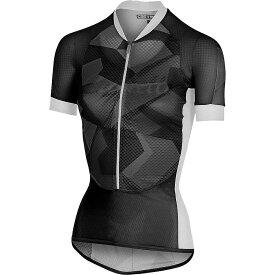 カステリ Castelli レディース 自転車 トップス【Climber's Jersey】Black/Anthracite