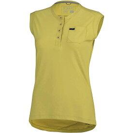KETL レディース 自転車 トップス【Sleeveless Jersey】Mustard