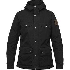 フェールラーベン Fjallraven レディース アウター ジャケット【Greenland Jacket】Black