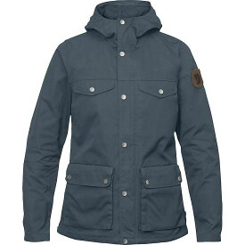 フェールラーベン Fjallraven レディース アウター ジャケット【Greenland Jacket】Dusk