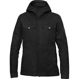 フェールラーベン Fjallraven レディース アウター ジャケット【Greenland Half Century Jacket】Black