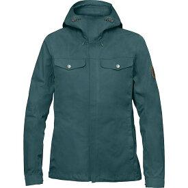 フェールラーベン Fjallraven レディース アウター ジャケット【Greenland Half Century Jacket】Frost Green