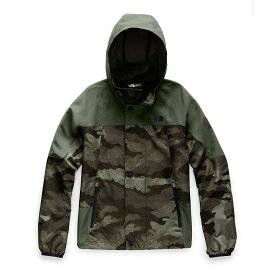 ザ ノースフェイス The North Face レディース ランニング・ウォーキング アウター【Beyond The Wall Jacket】New Taupe Green Waxed Camo Print/New Taupe Green