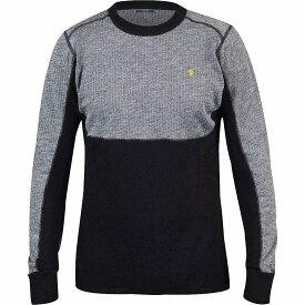 フェールラーベン Fjallraven メンズ トップス ニット・セーター【Bergtagen Woolmesh Sweater】Grey