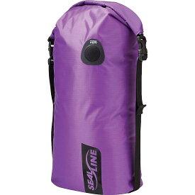 シーライン SealLine ユニセックス ハイキング・登山【Bulkhead Compression Dry Bag】Purple