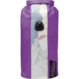 シーライン SealLine ユニセックス ハイキング・登山【Bulkhead View Dry Bag】Purple