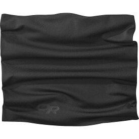 アウトドアリサーチ Outdoor Research ユニセックス マフラー・スカーフ・ストール【Inhale Short Ubertube】Black